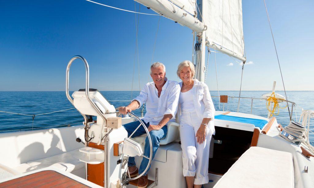 Пенсионерите по света
