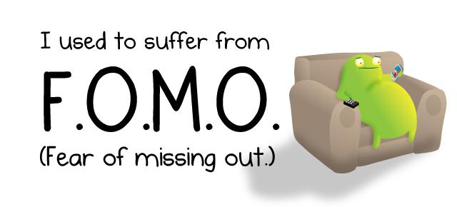 Болест FOMO