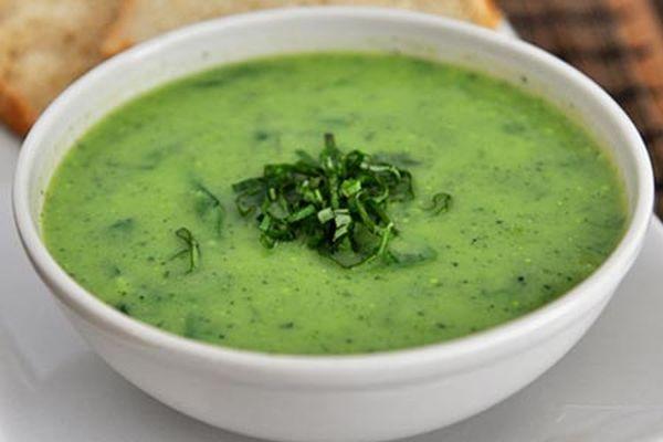 Супа от спанак
