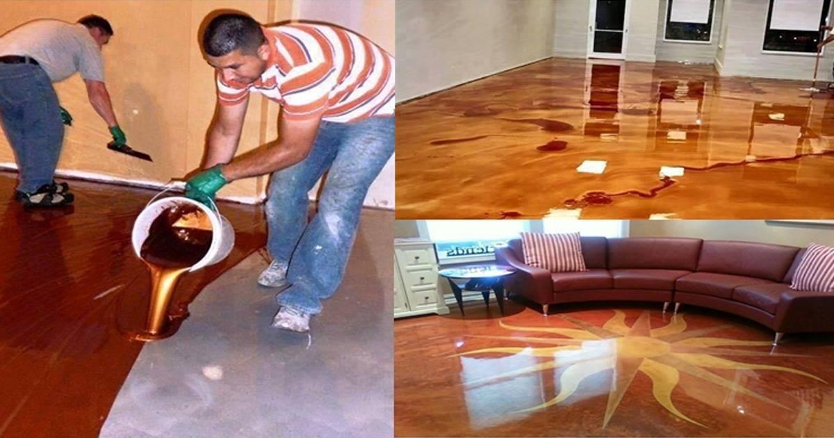 Възстановяване на пода
