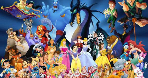 Анимационни герои