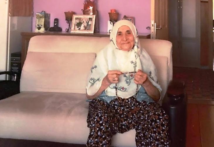 баба Фатма от Турция