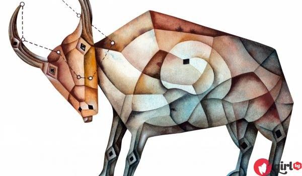 зодия телец