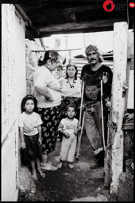 Как живееха циганите преди