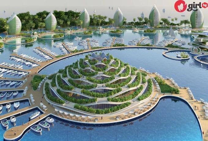 Vincent Callebaut Architectures проект