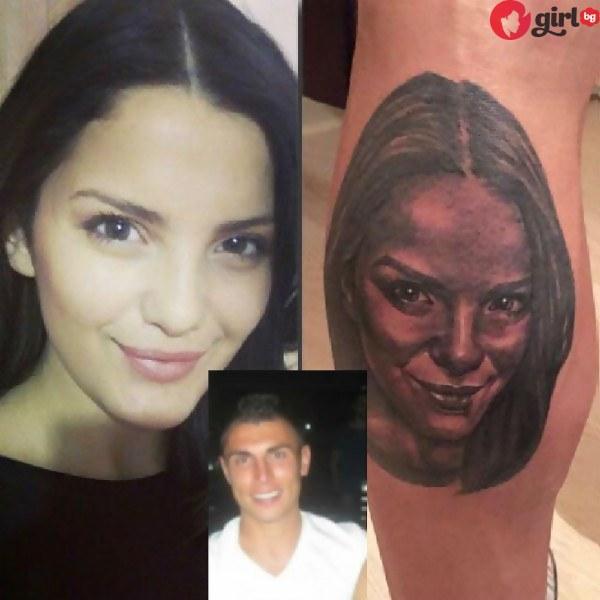 жената на Даниел Златков