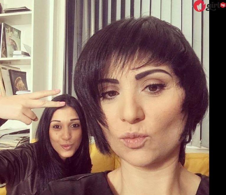 Софи Маринова нова прическа