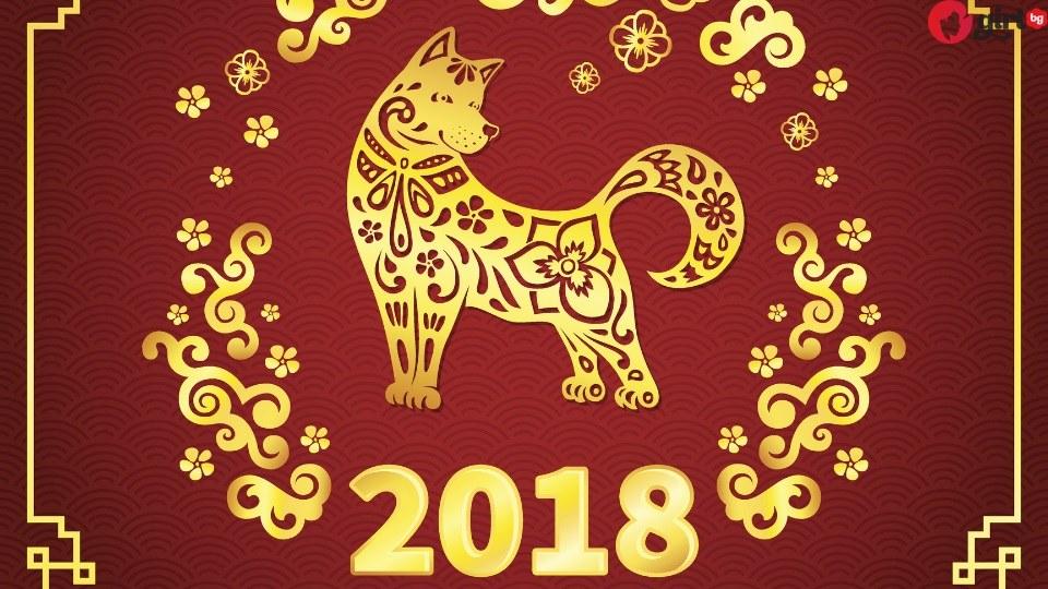 Годината на Жълтото земно куче