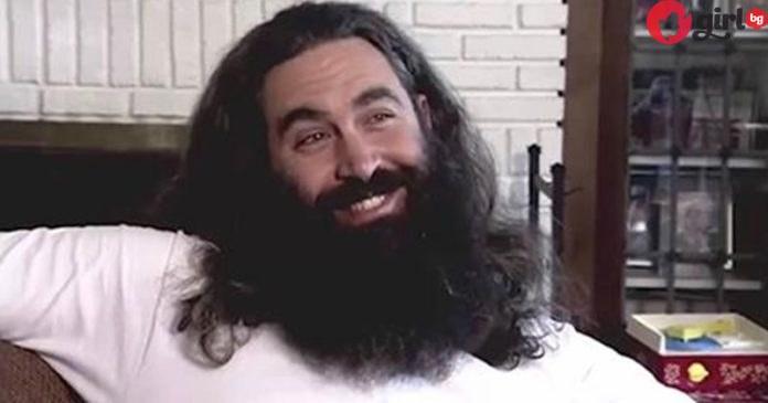 не си бръснал брадата