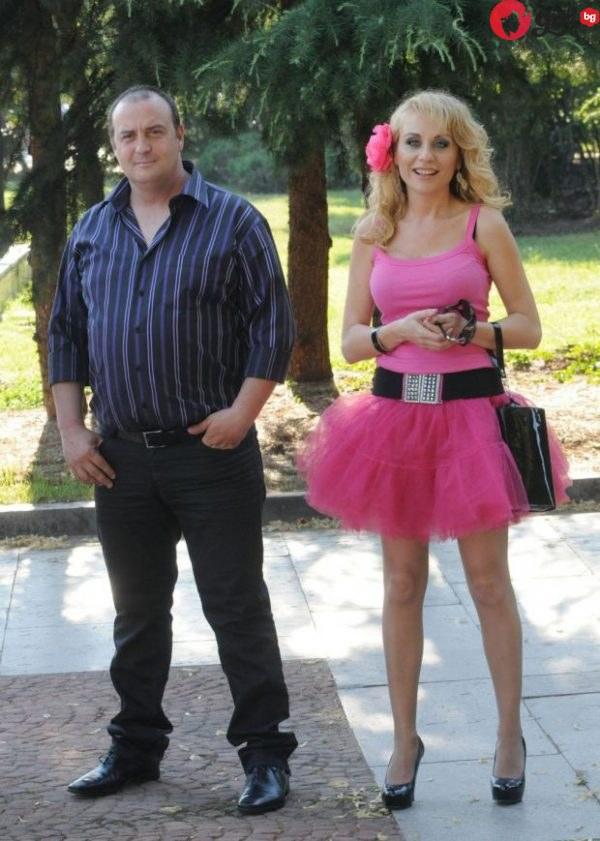 Жената на Краси Радков