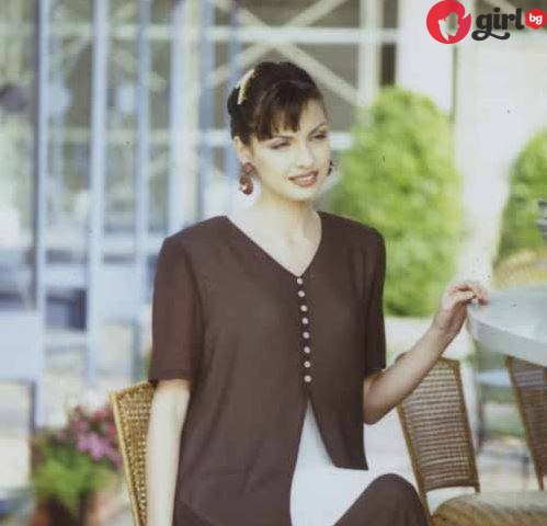 Жени Калканджиева като млада