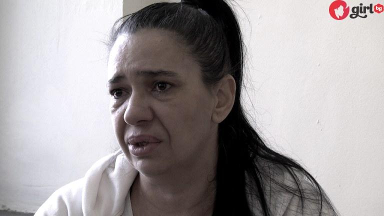 килията на Анита Мейзер