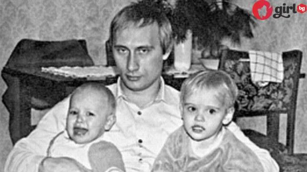 Дъщерите на Владимир Путин