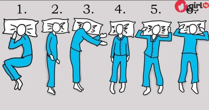 Поза за спане