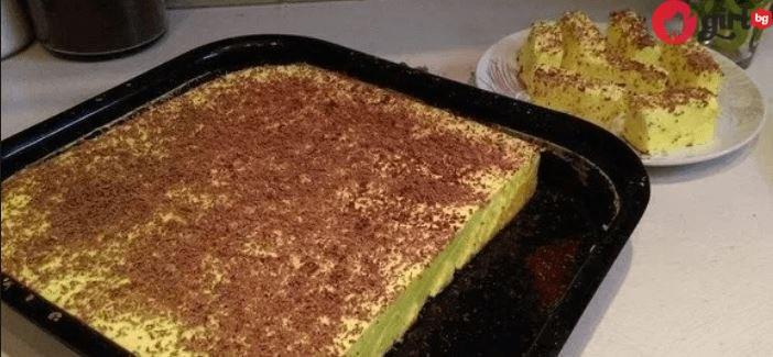 рецепта за лесна торта
