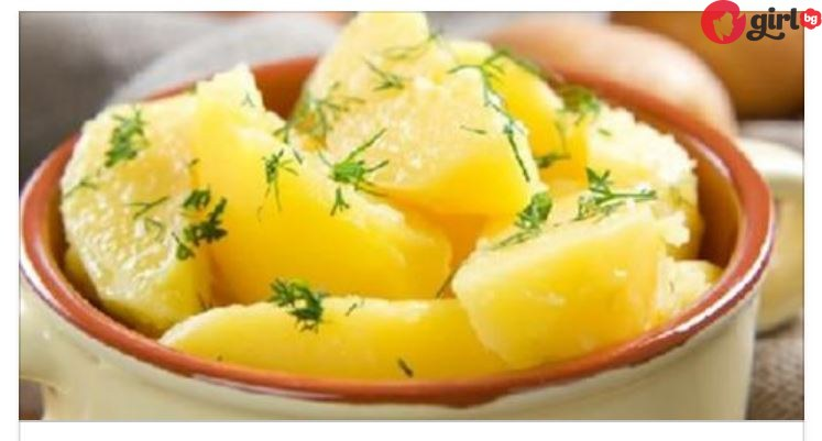рецепта за отслабване с картофи
