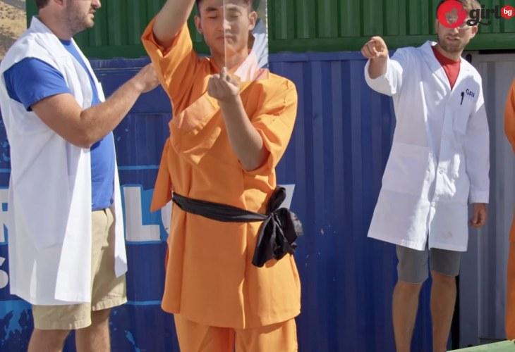 монах от Шаолин