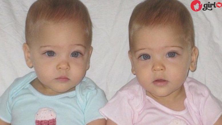 най-красивите близначки