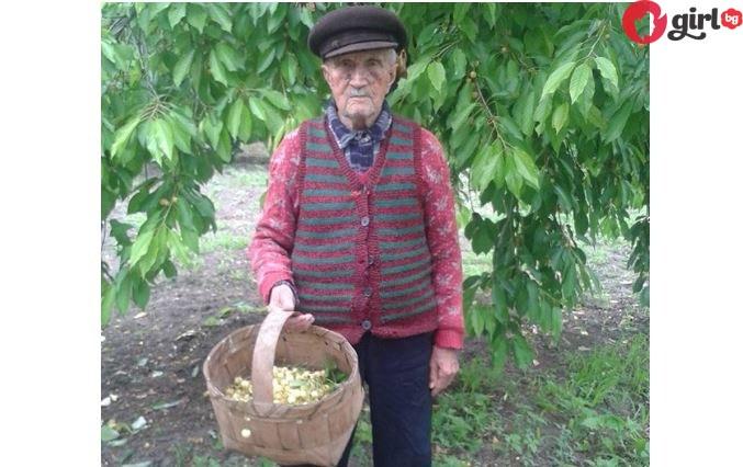 дядо Иван на 102