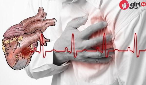 какво да правим при инфаркт