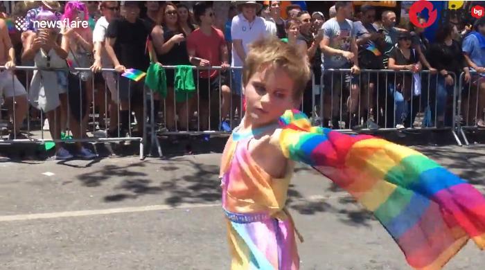 7-годишно транс дете