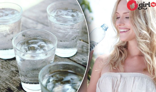 как да пием вода