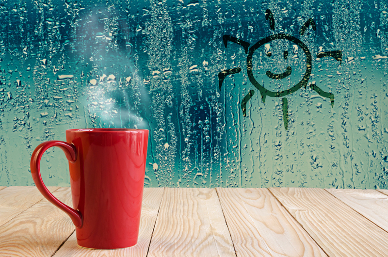 топла вода сутрин