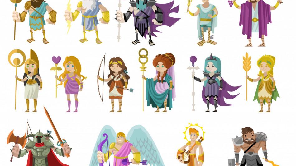 древногръцка богиня според зодията
