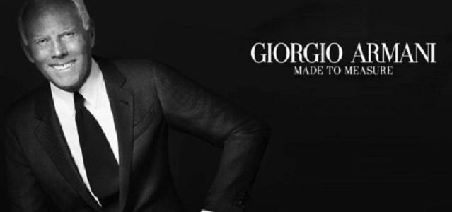 10 модни урока от Джорджо Армани