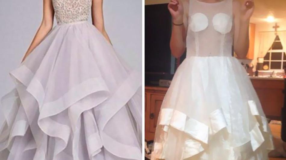 Всички те си купиха рокля от интернет! Това, което получиха, ги шокира и накара да се смеят (СНИМКИ)