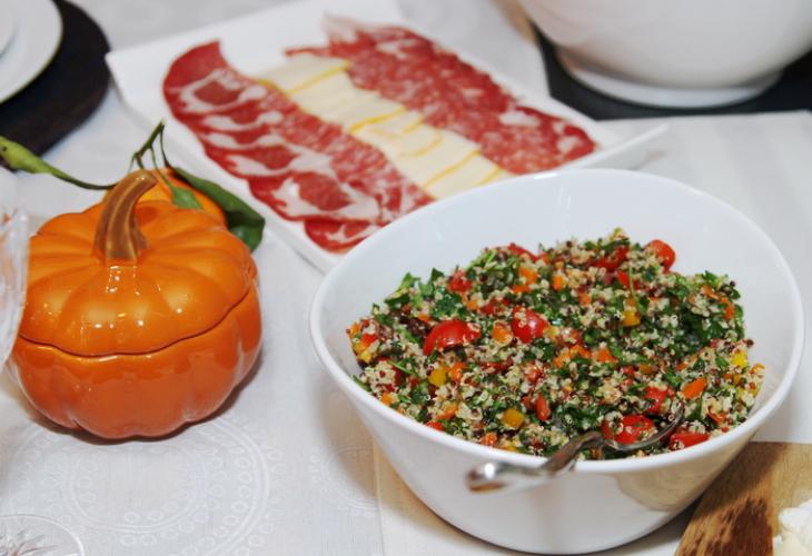 Чували ли сте за уникалното ливанско Табули! Това не е само салата, ами и ... (СНИМКИ)