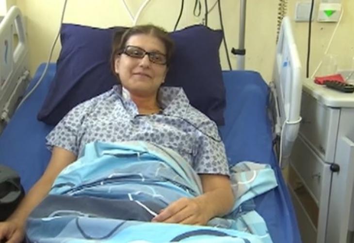 Цветелина влезе в болницата с пневмония, но научи най-страшната диагноза