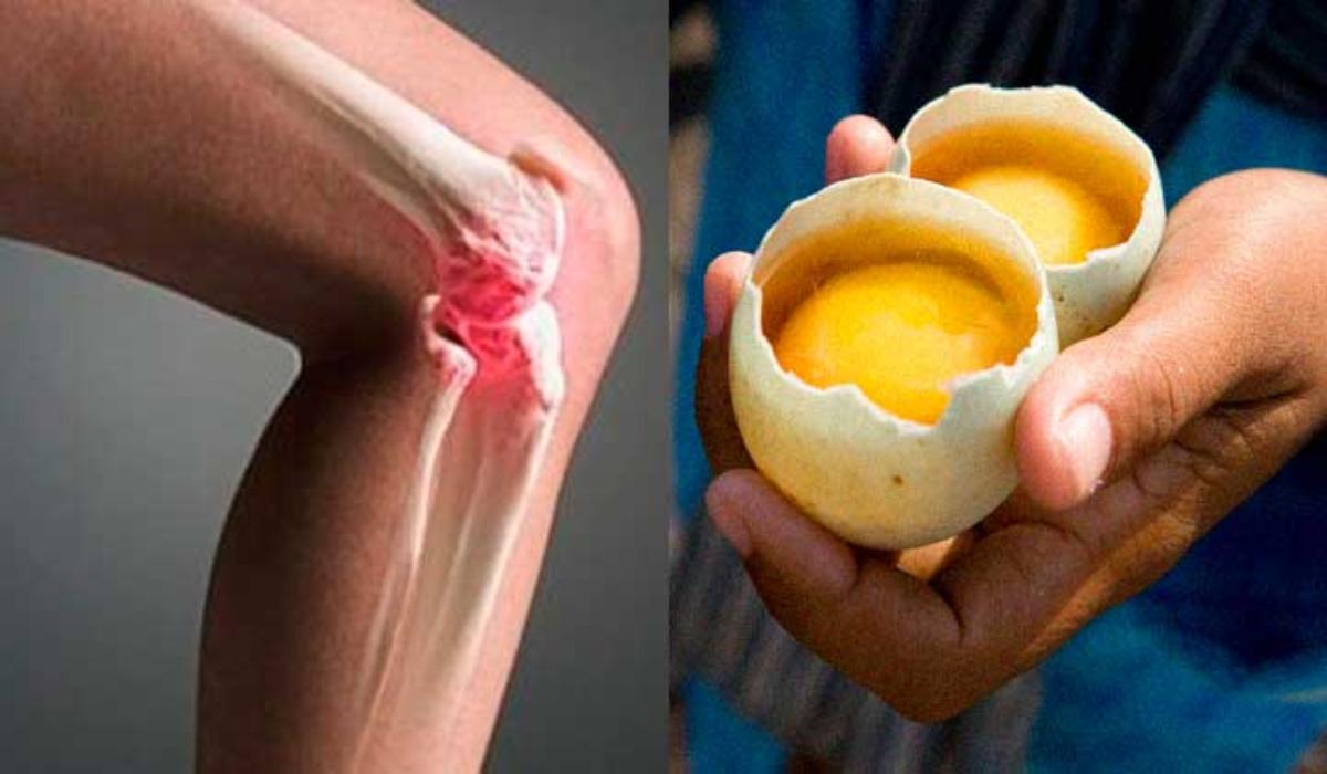 2 яйца и край на болките