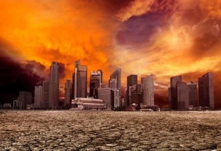 НАСА с ново апокалиптично предупреждение! Този път огън ще гори Европа