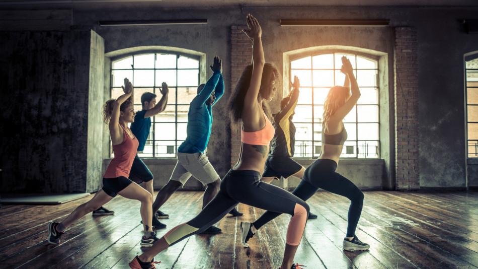 Спрете времето! Упражнения срещу остаряване